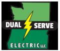 Dual Serve Electric Logo